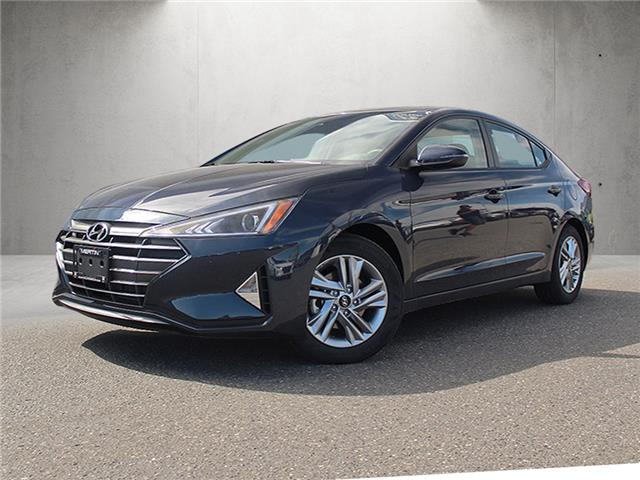 2020 Hyundai Elantra Preferred w/Sun & Safety Package (Stk: HA2-1766) in Chilliwack - Image 1 of 10