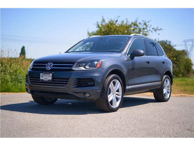 2012 Volkswagen Touareg 3.0 TDI Highline (Stk: VW1143) in Vancouver - Image 1 of 22