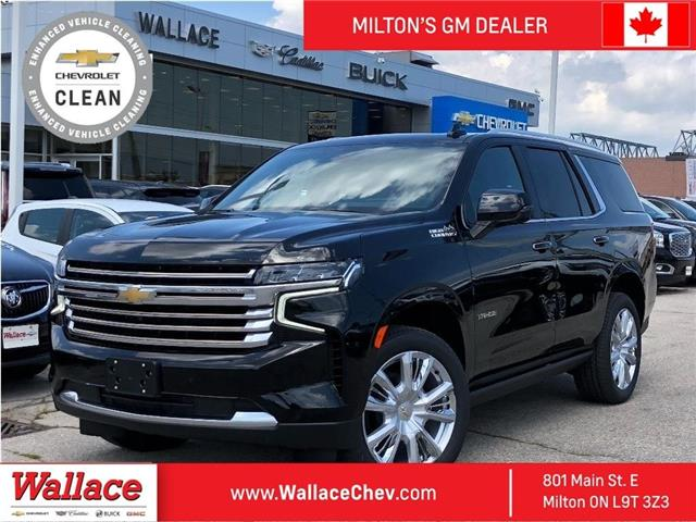 2021 Chevrolet Tahoe High Country (Stk: 106666) in Milton - Image 1 of 15