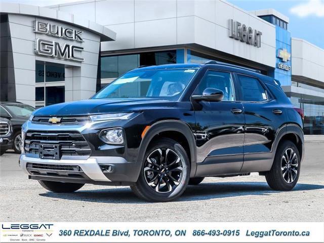 2021 Chevrolet TrailBlazer LT (Stk: 001938) in Etobicoke - Image 1 of 24