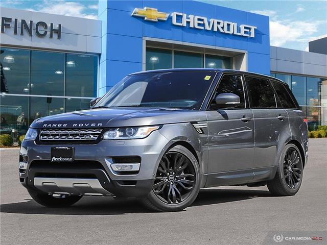 2014 Land Rover Range Rover Sport V8 Supercharged (Stk: 150559) in London - Image 1 of 29