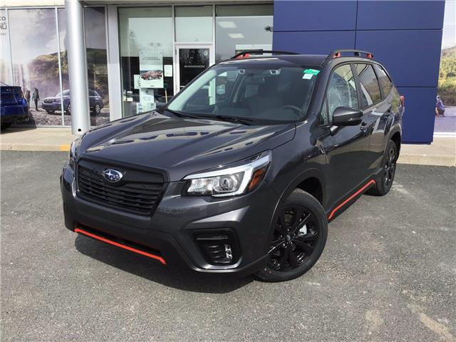 2020 Subaru Forester Sport (Stk: S4370) in Peterborough - Image 1 of 18