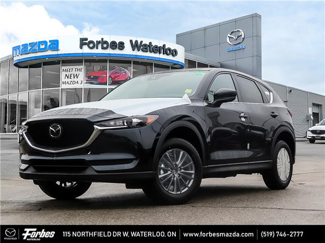 2020 Mazda CX-5 GS (Stk: M6848) in Waterloo - Image 1 of 14