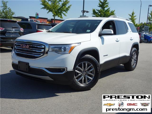 2018 GMC Acadia SLE-2 (Stk: 9020092) in Langley City - Image 1 of 27
