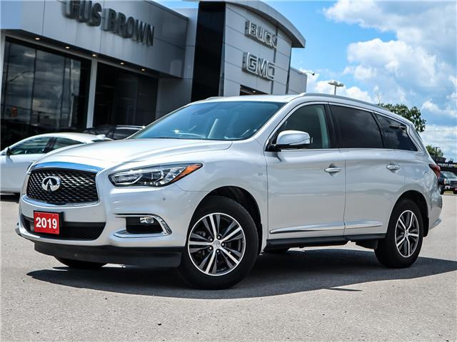 2019 Infiniti QX60 Pure (Stk: C505138X) in WHITBY - Image 1 of 29