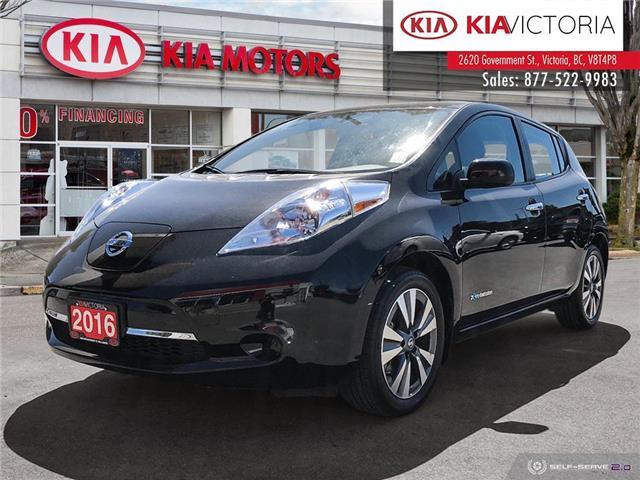 2016 Nissan LEAF SV (Stk: A1601) in Victoria - Image 1 of 26