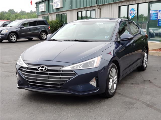 2020 Hyundai Elantra Preferred (Stk: 10826) in Lower Sackville - Image 1 of 21