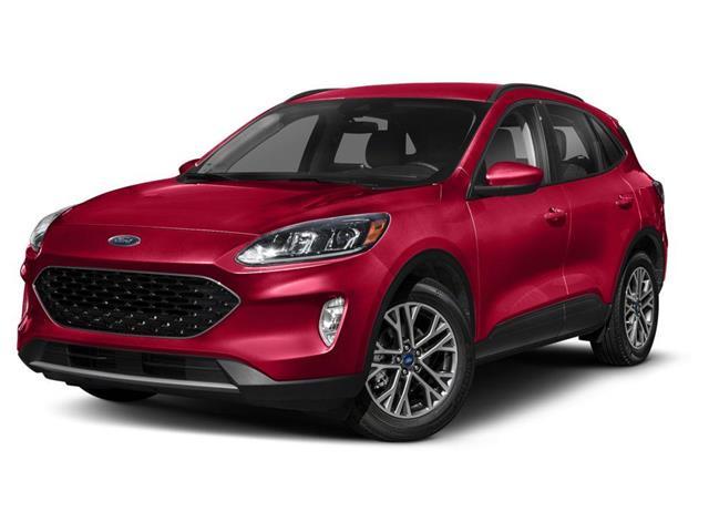 2020 Ford Escape SEL (Stk: ES20-36453) in Burlington - Image 1 of 9