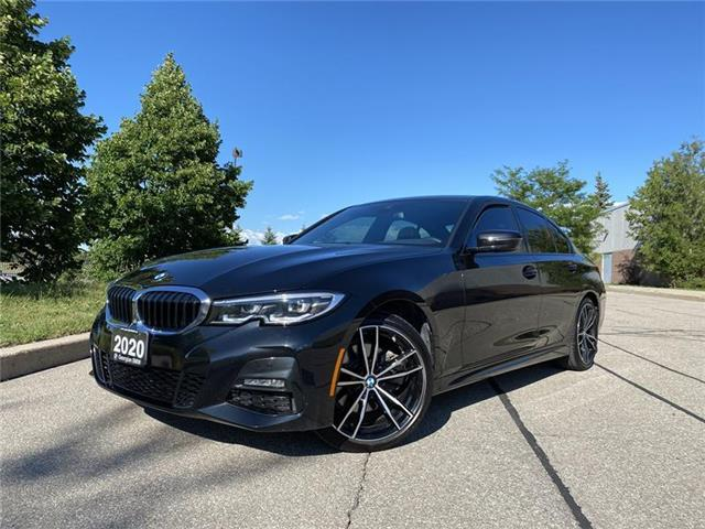 2020 BMW 330i xDrive (Stk: P1662) in Barrie - Image 1 of 17