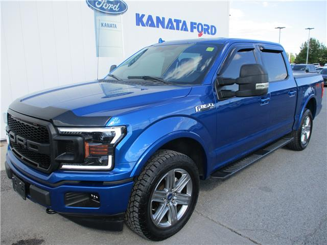 2018 Ford F-150 XLT (Stk: 19-6122) in Kanata - Image 1 of 15