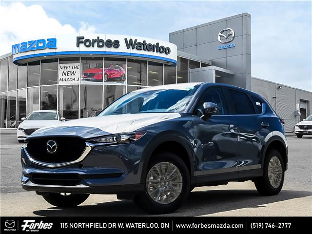 2020 Mazda CX-5 GS (Stk: M7007) in Waterloo - Image 1 of 12