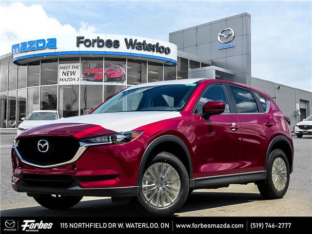 2020 Mazda CX-5 GX (Stk: M7009) in Waterloo - Image 1 of 12