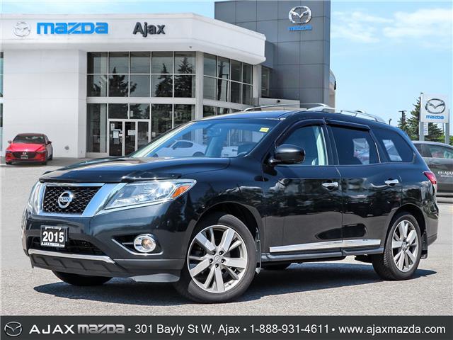 2015 Nissan Pathfinder  (Stk: 20-1412TA) in Ajax - Image 1 of 30