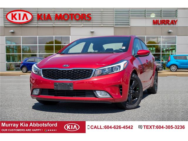 2018 Kia Forte LX+ (Stk: M1657) in Abbotsford - Image 1 of 22