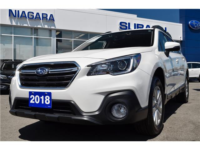 2018 Subaru Outback 2.5i Touring (Stk: Z1708) in St.Catharines - Image 1 of 28