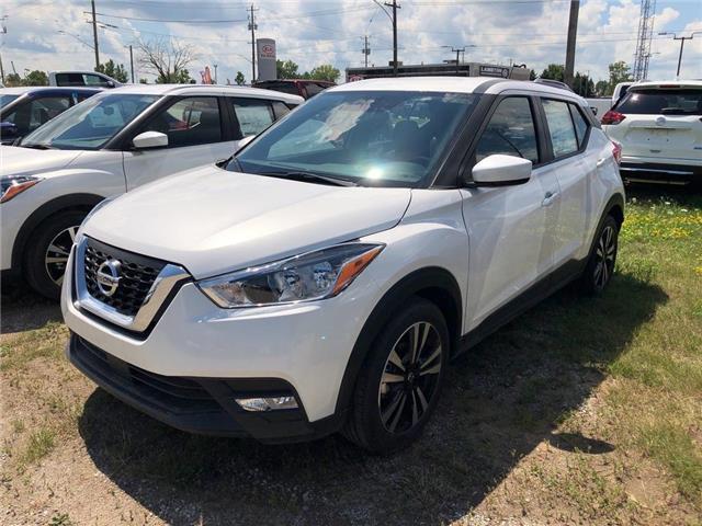 2020 Nissan Kicks SV (Stk: 20188) in Sarnia - Image 1 of 5