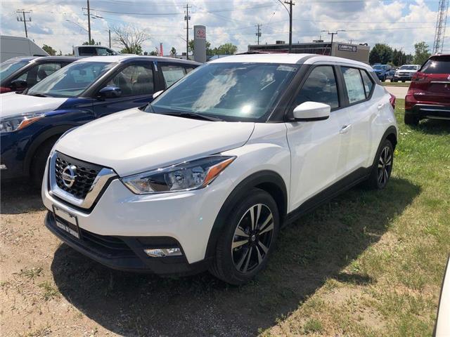 2020 Nissan Kicks SV (Stk: 20187) in Sarnia - Image 1 of 5