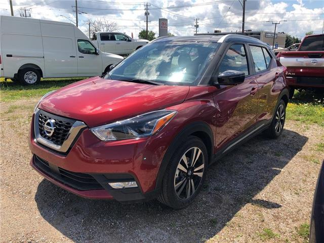 2020 Nissan Kicks SR (Stk: 20186) in Sarnia - Image 1 of 5