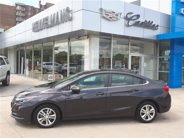2016 Chevrolet Cruze LT Auto (Stk: 20059A) in Chatham - Image 1 of 1