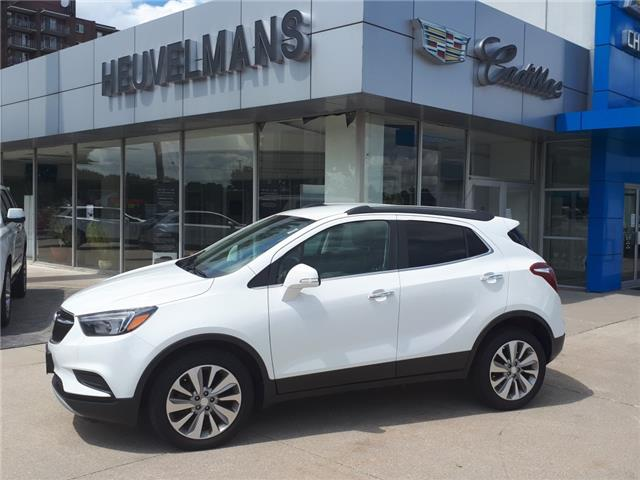 2017 Buick Encore Preferred (Stk: 20029A) in Chatham - Image 1 of 1