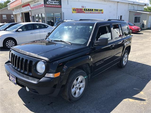 2013 Jeep Patriot Sport/North (Stk: 1981) in Garson - Image 1 of 10