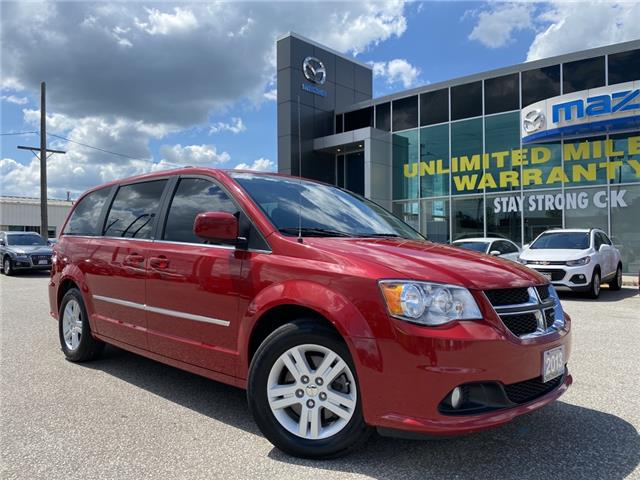 2013 Dodge Grand Caravan Crew (Stk: NM3315A) in Chatham - Image 1 of 22