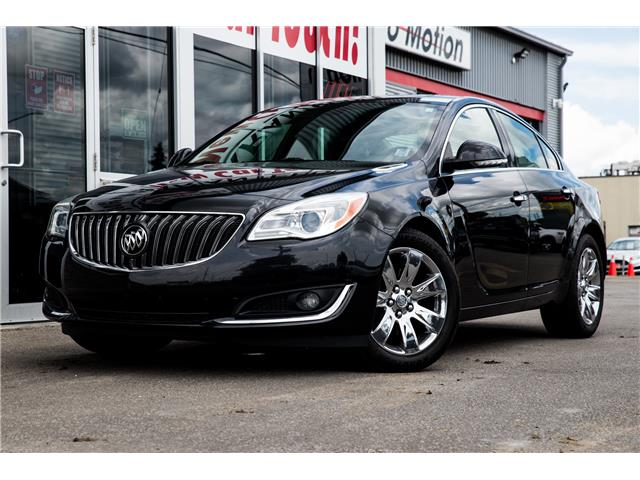 2014 Buick Regal Turbo Premium I (Stk: 20602) in Chatham - Image 1 of 20