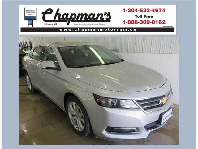 2019 Chevrolet Impala 1LT (Stk: L-031A) in KILLARNEY - Image 1 of 34