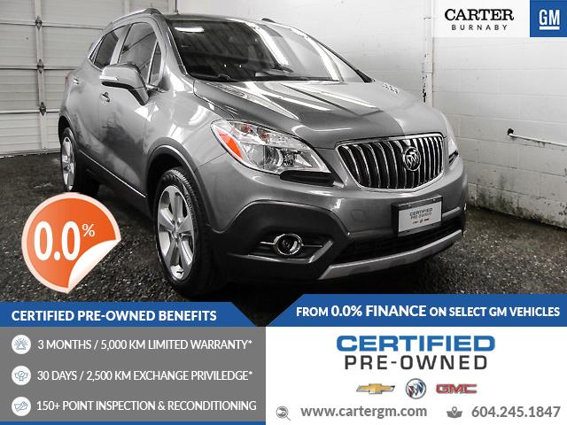 2015 Buick Encore Convenience (Stk: E0-99361) in Burnaby - Image 1 of 23