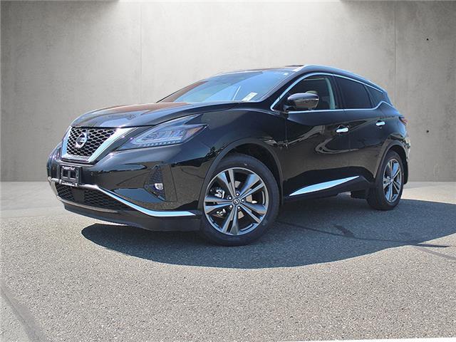 2020 Nissan Murano Platinum (Stk: N06-7029) in Chilliwack - Image 1 of 10