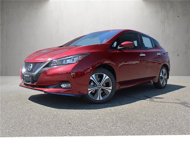 2020 Nissan LEAF SV PLUS (Stk: N01-5858) in Chilliwack - Image 1 of 10