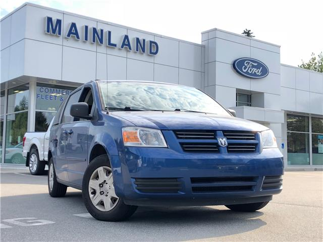 2010 Dodge Grand Caravan SE (Stk: P0265) in Vancouver - Image 1 of 11