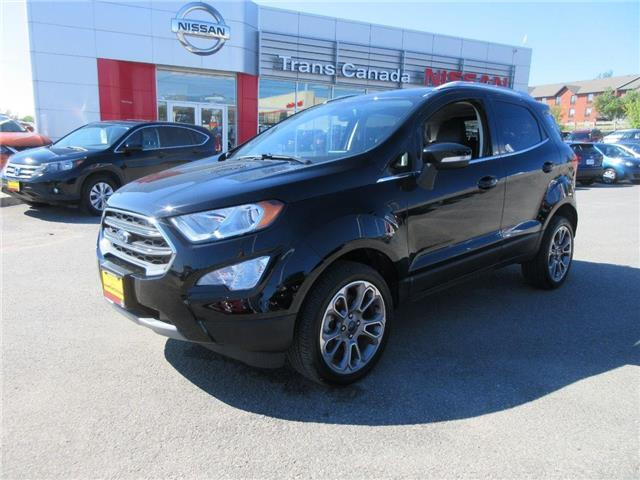 2019 Ford EcoSport  (Stk: P5349) in Peterborough - Image 1 of 20