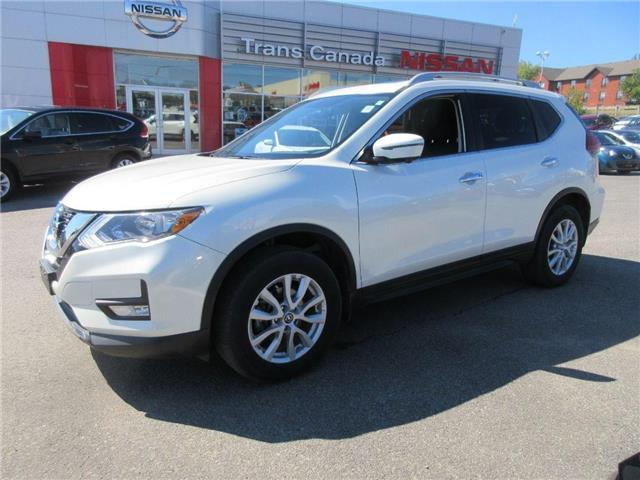 2017 Nissan Rogue  (Stk: P5341) in Peterborough - Image 1 of 2