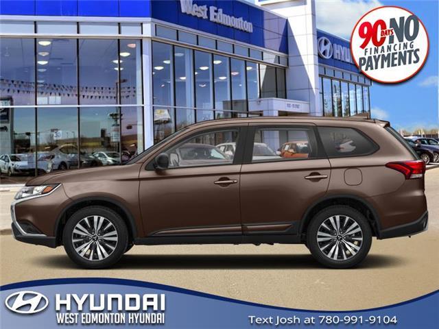 Used 2020 Mitsubishi Outlander   - Edmonton - West Edmonton Hyundai