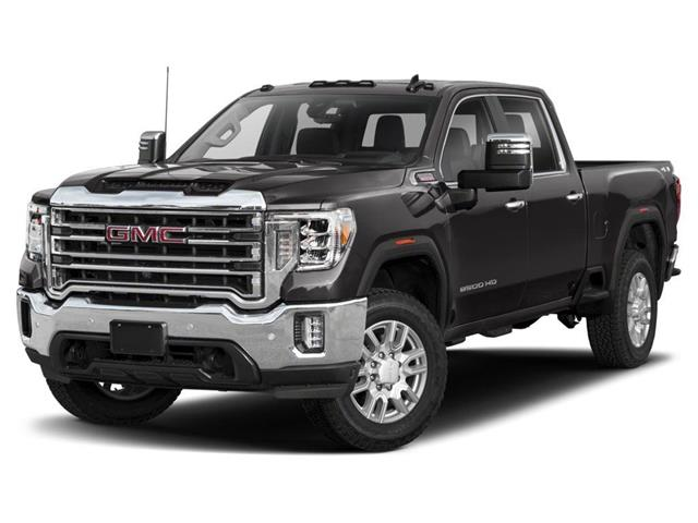 2020 GMC Sierra 2500HD AT4 (Stk: L0601) in Trois-Rivières - Image 1 of 9
