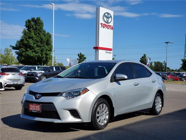 2015 Toyota Corolla  (Stk: 20625A) in Bowmanville - Image 1 of 21