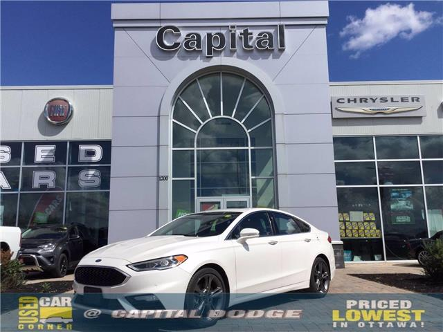 2017 Ford Fusion V6 Sport (Stk: L00570A) in Kanata - Image 1 of 1