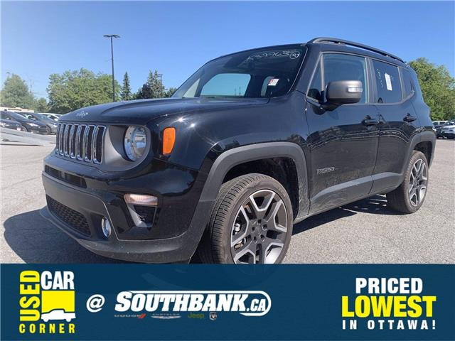 2019 Jeep Renegade Limited (Stk: 922857) in OTTAWA - Image 1 of 20