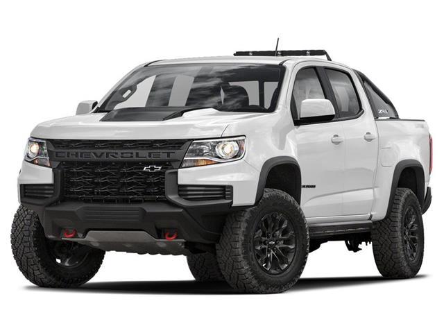 New 2021 Chevrolet Colorado WT  - Chilliwack - Mertin GM