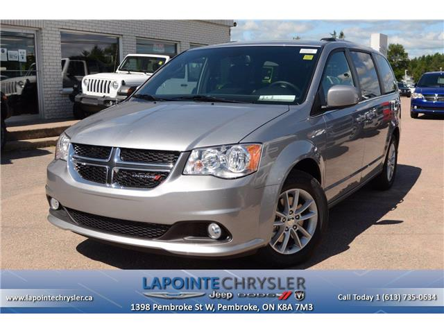 2020 Dodge Grand Caravan Premium Plus (Stk: 20136) in Pembroke - Image 1 of 24