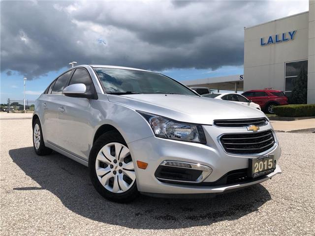 2015 Chevrolet Cruze 1LT (Stk: S26764A) in Leamington - Image 1 of 24