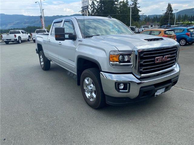 2019 GMC Sierra 3500HD SLE (Stk: 20T80A) in Port Alberni - Image 1 of 15