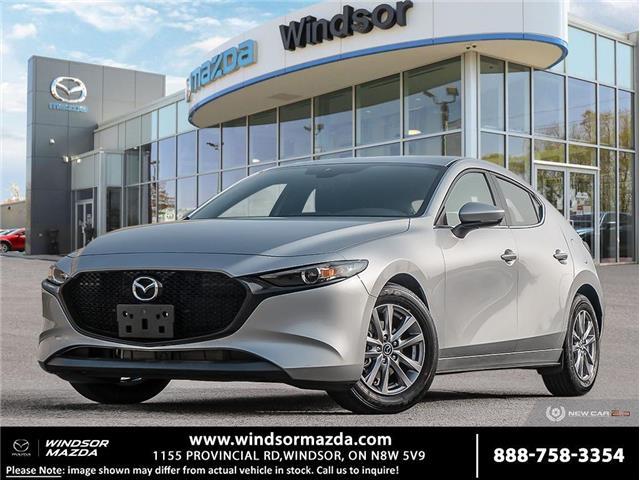 2020 Mazda Mazda3 Sport GX (Stk: M34404) in Windsor - Image 1 of 23