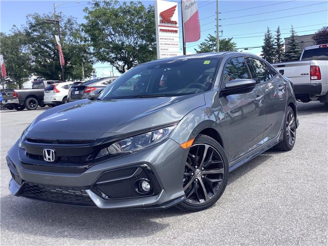 2020 Honda Civic Sport (Stk: 20403) in Barrie - Image 1 of 21