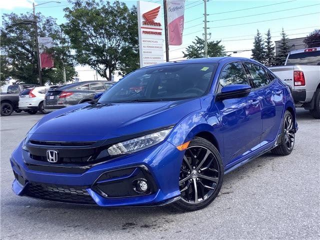 2020 Honda Civic Sport Touring (Stk: 20076) in Barrie - Image 1 of 23