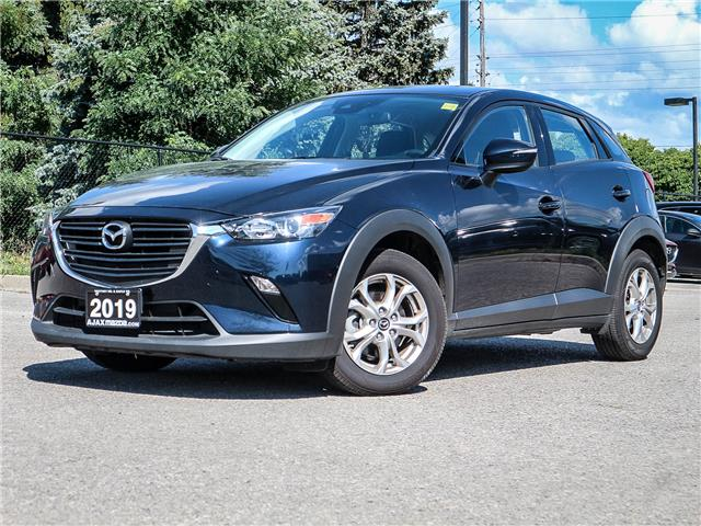 2019 Mazda CX-3 GS (Stk: P5429) in Ajax - Image 1 of 30