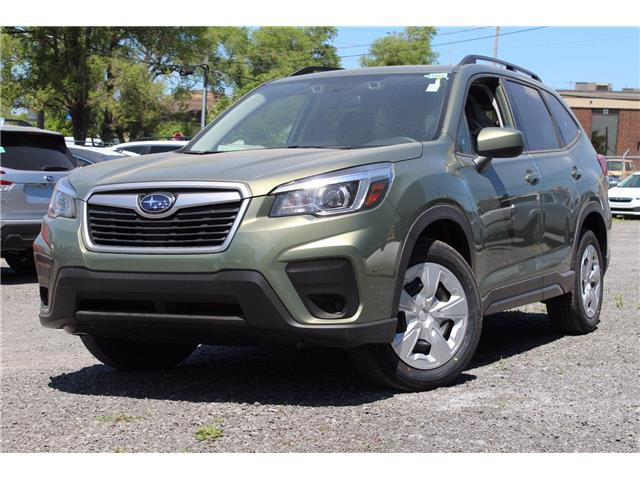 2020 Subaru Forester Convenience (Stk: SL688) in Ottawa - Image 1 of 22