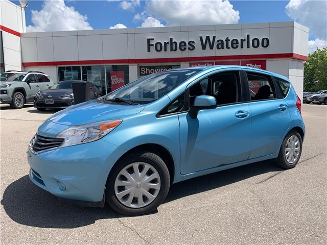 Used 2014 Nissan Versa Note   - Waterloo - Forbes Waterloo Toyota