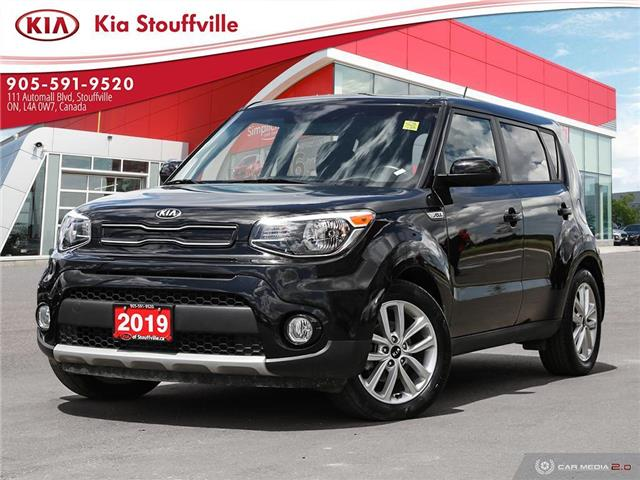 2019 Kia Soul EX (Stk: P0208) in Stouffville - Image 1 of 26